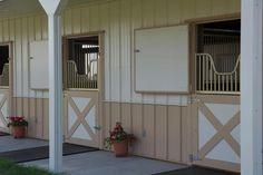 Morton horse barn in Babson Park, FL