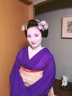 Maiko Fukunae of Miyagawacho