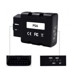 2018 Newest PSACOM PP2000 BT For PSA-COM PSA COM Diagnostic Program Bluetooth