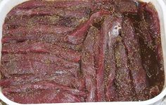 BILTONG & DROëWORS Biltong, Charcuterie, Recipies, Homemade, Meat, Projects, Food, Recipes, Beef
