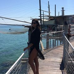 Caftano... Outfit summer 2015 #me #onsea #trabocchi #abruzzo #italy