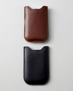 Glossy Leather iPhone 5 Case