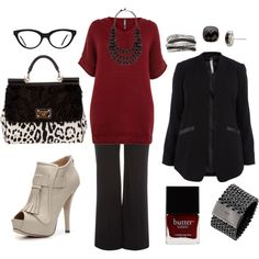 """""""Plus Size Fashion"""" by aracely26 on Polyvore"""