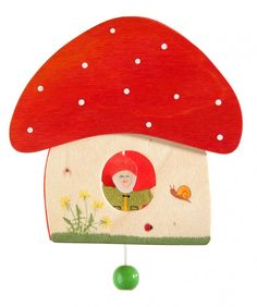 Mushroom Music Box (4010)