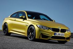 2014 BMW M4 – MSRP from estimated $60,000 -  The German automaker is making a huge leap as it launches the 4 Series lineup, the M4 being the most potent of the bunch. The new model comes with a lighter curb weight than the last M3 coupe, plus the return of the inline six-cylinder engine instead of the heavy V8. BMW designers used restraint when formulating the exterior of the car, but it has enough edge and subtlety to be menacing without being obnoxious.