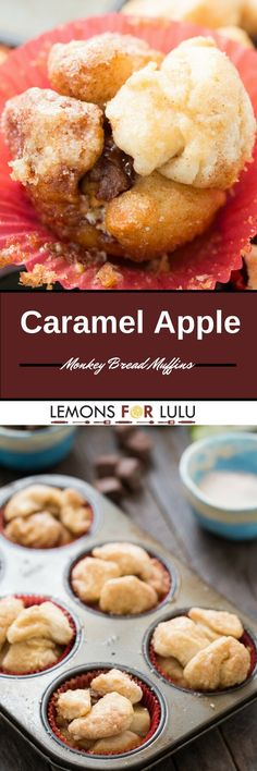 Caramel and apples m