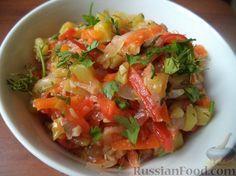 Фото приготовления рецепта: Рагу из кабачков - шаг №9