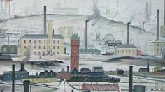 northern england lowry paintings - Google Search