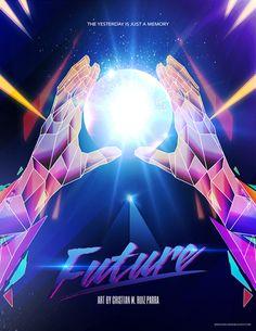 Future by Cristian M. Ruiz Parra, via Behance