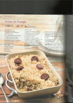 150 Thermomix-Rezepte (Best of - Comida Saudaveis Good Food, Yummy Food, Tasty, Arroz Risotto, Paella, I Companion, Kitchen Reviews, Portuguese Recipes, Happy Foods