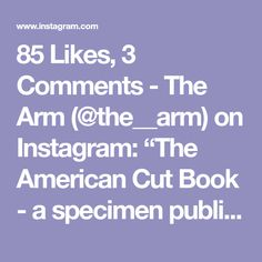 Initials, Arms, Type, American, Books, Instagram, Libros, Arm, Book