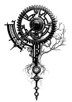 Mechanized Tree of Life More