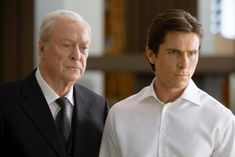 Christian Bale Michael Caine Dark Knight Rises David S. Goyer Says Man of Steel Will Be Realistic Like Nolans Batman Saga, Batman Christian Bale, Unforgettable Quotes, The Dark Knight Trilogy, Batman Begins, Star Wars, The Secret History, Christopher Nolan, Raining Men