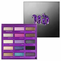 Urban Decay 15 Year Anniversary Eyeshadow Collection: Shop Eye Sets & Palettes | Sephora, Mix of fun colors for pop and sexy neutrals :D