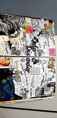 54 Ideas For Gsce Art Sketchbook Mindmap Drawings paperartprojects Mind Map Art, Mind Maps, A Level Art Sketchbook, Sketchbook Layout, Sketchbook Ideas, Pablo Picasso, Pop Art Marilyn, Art Alevel, Photography Sketchbook