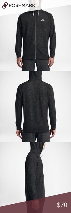 MENS NIKE LEGACY FULL ZIP HOODIE | NWT ☑️ Item is brand with tags.        ✔️ Retail: $90 | These are very popular Nike Jackets.        ✔️ I have one size S and one size XL ☑️ Will ship out within 24 hours.  ❌ No transactions outside of Posh  🔘 All my inventory in posh comes from my eBay store page, (cross listed) so prices are competitive with that platform as well.  🔘 Stores.ebay.com/premiumlacesthreads Nike Jackets & Coats