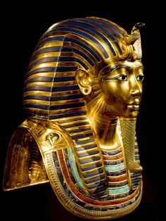 tutankhamun mask - Google Search