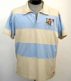 Rugby Shirt XL Canterbury of New Zealand Played in Heaven Polo Short Sleeve