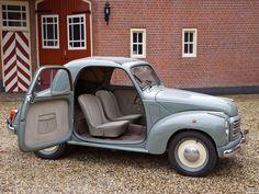Fiat 500c topolino 1949 1955