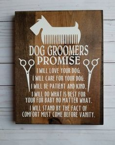 Love Groomers is a one-stop shop for dog grooming supplies taking into consideration fast, pardon shipping. (paid link) See this great product. #PuppyGrooming Dog Grooming Shop, Dog Grooming Salons, Dog Grooming Supplies, Dog Grooming Business, Dog Grooming Styles, Poodle Grooming, Pet Spa, Dog Nails, Business Signs
