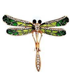 2017 New Arrival Alloy plus oil drip Brooch Dragonfly Garments Decoration Accessory Women's Brooches, Thing 1, Wedding Themes, Crystal Rhinestone, Decorative Accessories, Jewelry Sets, Brooch Pin, Boho Chic, Cool Things To Buy