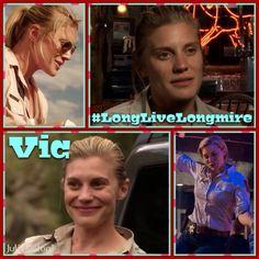 #LongLiveLongmire Vic
