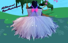 My Little Pony Twilight Sparkle Themed Tutu by NayomiInspired on Etsy
