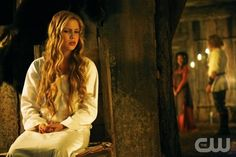 """""""Ordinary People""""--LtoR: Claire Holt as Rebekah, Maria Howell as Ayana, and Sabastian Roche as Mikael on THE VAMPIRE DIARIES on The CW. Photo: Quantrell D. Colbert/The CW 2011 THE CW NETWORK. ALL RIGHT RESERVED."""