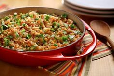 Rick Bayless' Mexican tomato-colored rice: A good example of a recipe with the type of helpful details the Chicago chef and cookbook author always includes.