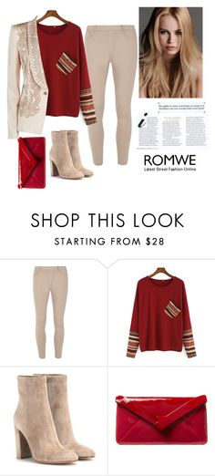 """""""nr1"""" by aliss90 ❤ liked on Polyvore featuring Dorothy Perkins, Gianvito Rossi, L.K.Bennett, Just Cavalli and KAROLINA"""