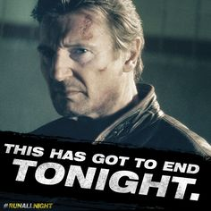 27 jan Liam Neeson stars in the dramatic action adventure 'Run All Night,' as Jimmy, a retired hit man who must make a choice between the crime family he chose and the real family he abandoned long ago. Run All Night, Movie Sites, Real Family, Liam Neeson, Warner Bros, Good Movies, Running, Adventure, Abandoned