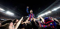 Barcelona - PSG:  Messi y la foto de los 70 millones de visitas | Deportes | EL PAÍS