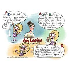 La Fuensanta y el Antón: Minibiografía comiquera: Ada Lovelace