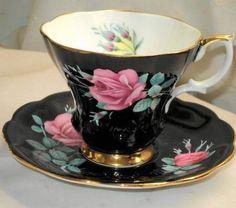 Royal Albert  Black
