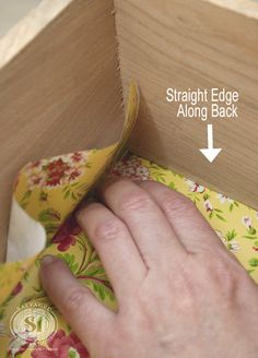 Drawer liner - How To Cut Perfect Drawer Liners Every Time… And No Measuring Required! Lining Kitchen Cabinets, Kitchen Cabinet Liners, Kitchen Shelf Liner, Kitchen Cabinet Shelves, Kitchen Drawers, Drawer And Shelf Liners, Lining Dresser Drawers, Diy Drawers, Refurbished Furniture