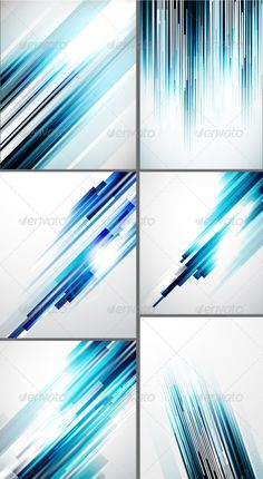 Shiny Blue Lines Backgrounds  #GraphicRiver         Please, read the description up to the end.  	 Set of shiny blue lines vector backgrounds. Abstract geometric pattern.  	 Fully editable vector.  	 All design elements included in EPS file (use of Adobe Illustrator or other vector graphics editors is preferred).  	 No files of other formats even upon request.     Created: 8October12 GraphicsFilesIncluded: VectorEPS Layered: