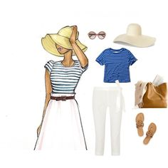 verano by irialore on Polyvore featuring polyvore fashion style Abercrombie & Fitch Isabel Marant Tory Burch Valentino