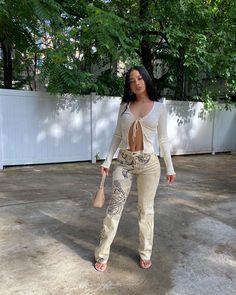 2000s Fashion, Look Fashion, High Fashion, Winter Fashion, Womens Fashion, Urban Fashion, Fashion Styles, Fashion Ideas, Dope Outfits