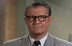 George Reeves as Superman-NEVER a wimpy Clark Kent!