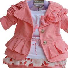 da014214e 11 Best Baby Girl Clothing Sets images