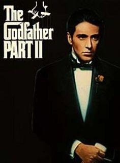 The Godfather: Part II ~ Starring: Al Pacino, Robert De Niro and Robert Duvall Film Movie, Epic Movie, See Movie, The Godfather Part Ii, Godfather Movie, Godfather Series, The Godfather Poster, Goodfellas Movie, Films Cinema