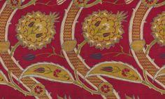 "Zoë Design: Day 141 ~ Wallpaper-a-day ""Jack's Vine"" #WallCoverings #InteriorDesign #Textile"