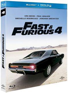 Fast&furious 4 en blu-ray/digital ultraviolet