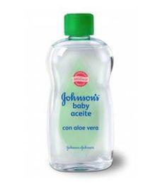 Johnson & Johnson Aceite aloe 500ml Precio en Atudisposicion:   2,96€