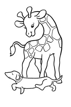 Giraffe Coloring Pages For Kids from Animal Coloring Pages category. Printable coloring images for kids that you could print out and color. Have a look at our selection and printing the coloring images free of charge. Airplane Coloring Pages, Giraffe Coloring Pages, Kids Printable Coloring Pages, Tree Coloring Page, Mandala Coloring Pages, Coloring Pages To Print, Coloring Book Pages, Coloring Pages For Kids, Coloring Sheets
