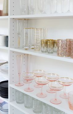A First Look At Our Beautiful Butler's Pantry - Camille Styles