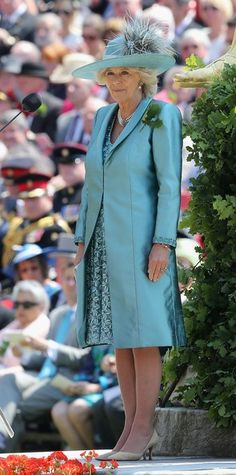 The Duchess of Cornwall, June 2013 Royal C, British Monarchy History, Camilla Duchess Of Cornwall, Princes Diana, Lady In Waiting, Windsor, Royal Fashion, Duke And Duchess, British Royals