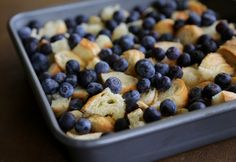 Blueberry Croissant Puff | The Girl Who Ate Everything