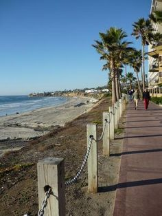 Boardwalk - Pacific Beach