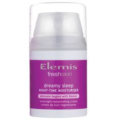 Freshskin by Elemis Dreamy Sleep Night Time Moisturiser